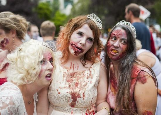 2014 Zombie Walk Vancouver
