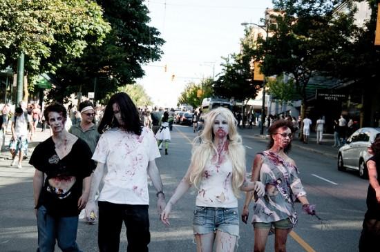 Vancouver Zombie Walk 2017