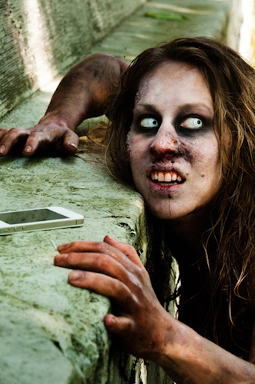 Photo credit: The Zombie Syndrome from the Virtual Stage
