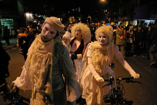 Parade of lost souls vancouver