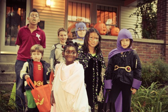 Halloween in Vancouver
