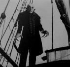 Max Shreck as Nosferatu (1922).