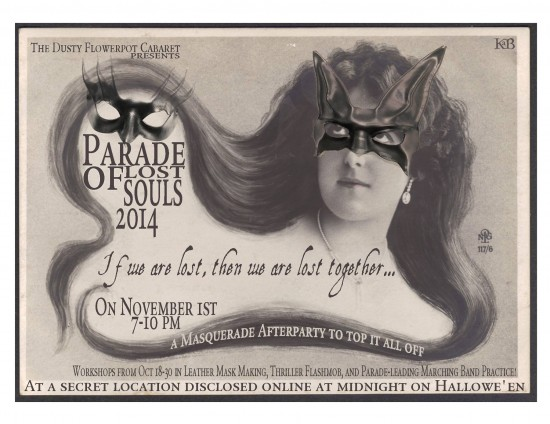 Parade of Lost Souls | Things To Do In Vancouver This Weekend