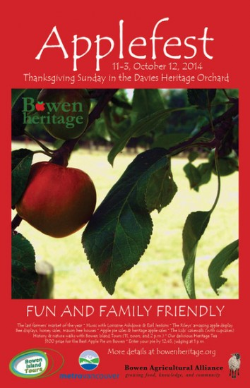 AppleFest| Things To Do In Vancouver This Weekend