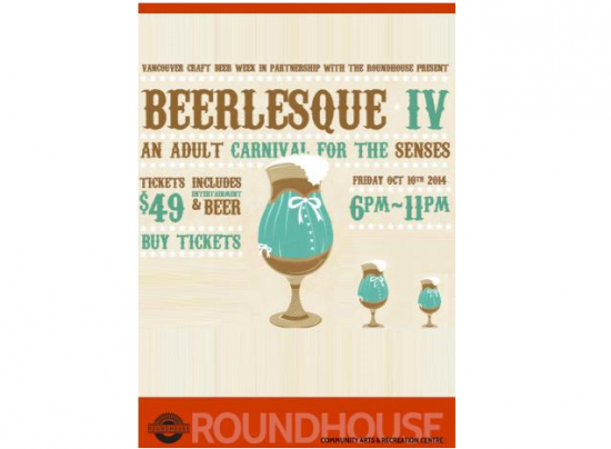 Beerlesque | Things To Do In Vancouver This Weekend