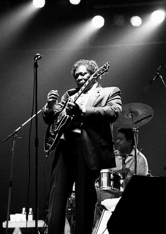 A blues icon you probably won't see in Vancouver's blues clubs. Photo credit: F. Antolín Hernandez | Wikimedia Commons