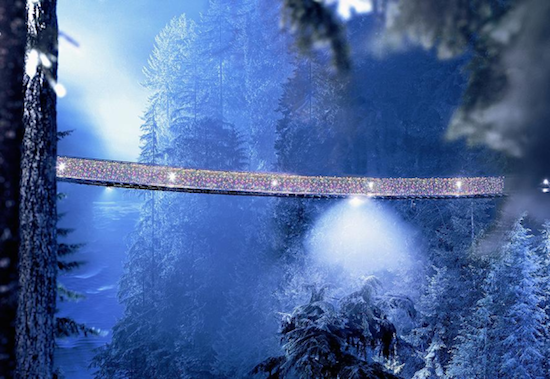 Vancouver Christmas Bridge.Top 5 Holiday Light Displays In Vancouver Inside Vancouver