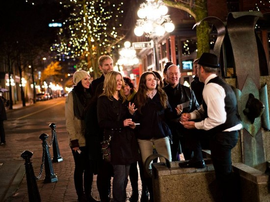 Lost Souls of Gastown | Things To Do In Vancouver This Weekend