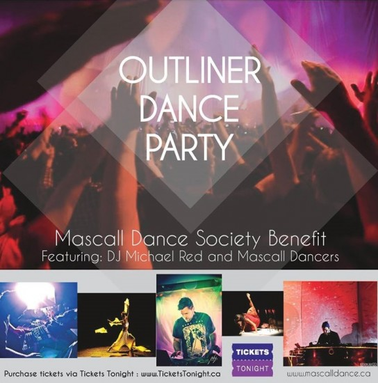 MascallDance - Outliner Dance Party   Things To Do In Vancouver This Weekend