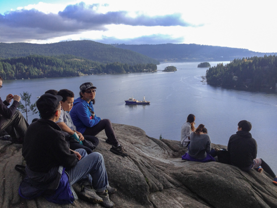 Vancouver Hidden Gem Quarry Rock Hiking Minus The Crowds