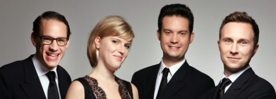 Vancouver Recital Society - The Doric String Quartet | Things To Do In Vancouver This Weekend