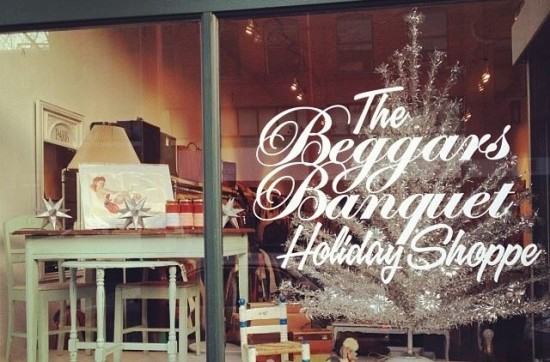 Beggars Banquet Holiday Shoppe | Things To Do In Vancouver This Weekend