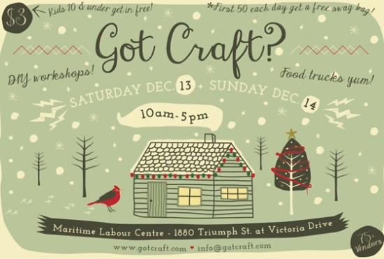 Got Craft Fair Vancouver