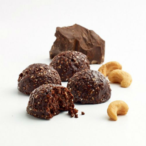 Hippie Foods will be exhibiting at the Vancouver Gluten Free Expo. Chocolate cashew cookies photo from Hippie Foods website.