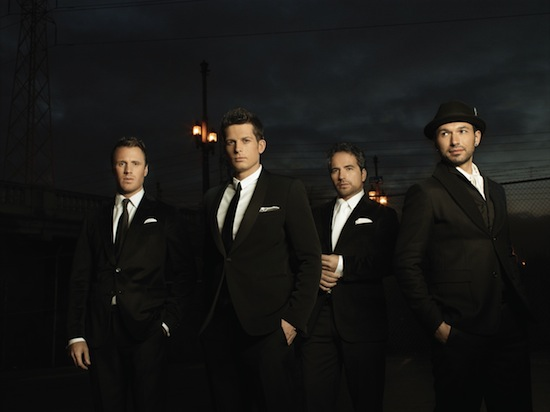 The Tenors. Randee St. Nicholas photo.