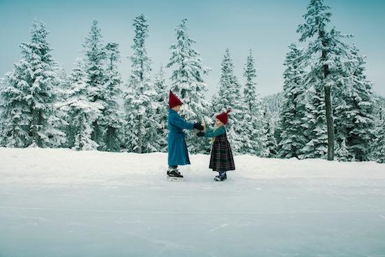 Winter Wonderland 1,000 Feet Above Vancouver: Peak of Christmas Returns