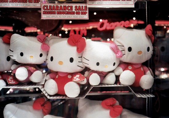 Hello Kitty Festival Vancouver 2015