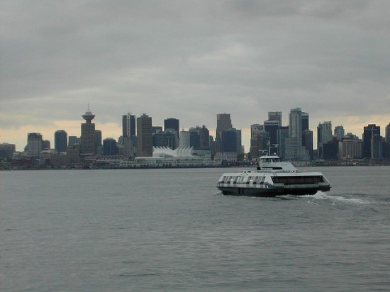 Free transit New Years Eve Vancouver