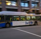 Free transit NYE Vancouver