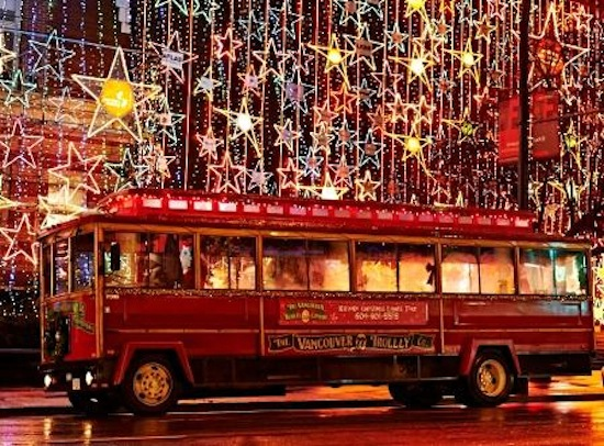 Photo from Vancouver Trolley Company