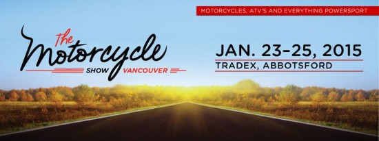 2015 Motorcycle Show | Things To Do In Vancouver This Weekend