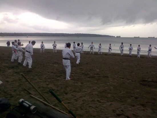 45th Annual Karate-Do Beach Practice | Things To Do In Vancouver This Weekend