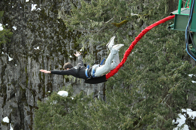 Whistler Bungee Vancouver
