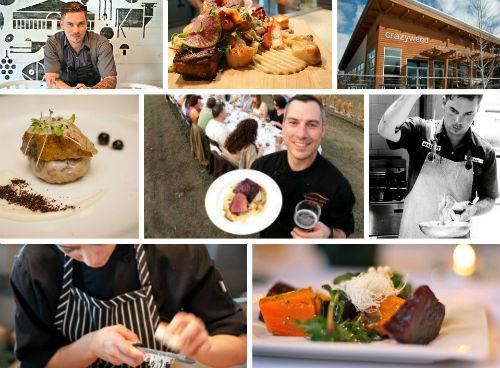 Alberta chefs | Photo from Edible Canada website.