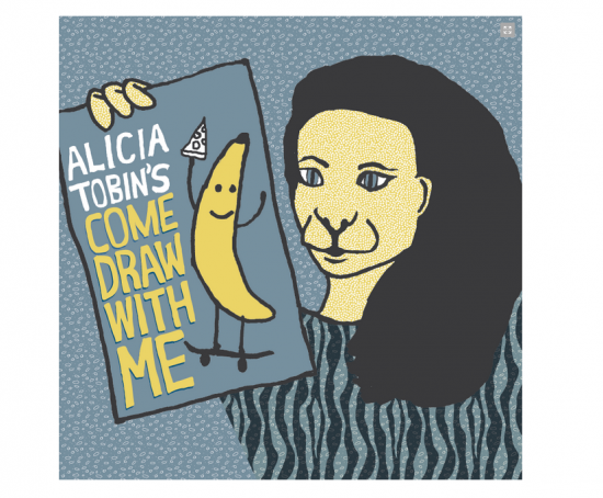 Alicia Tobin - Come Draw With Me | Things To Do In Vancouver This Weekend
