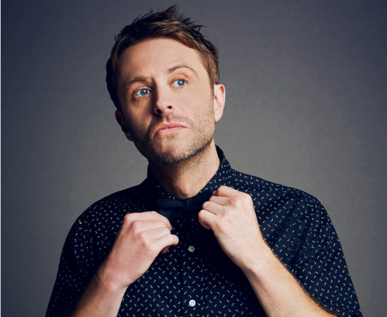 Chris Hardwick's Funcomfortable Tour | Things To Do In Vancouver This Weekend