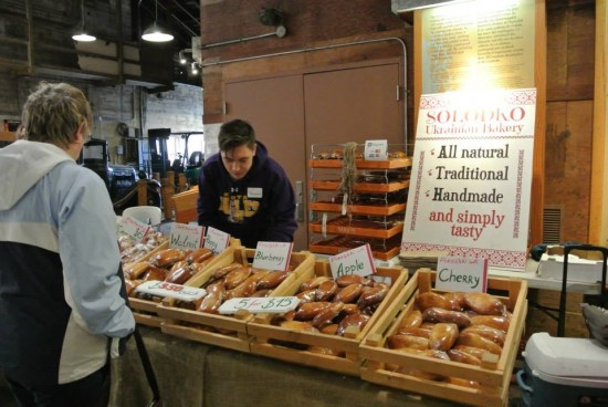Gulf of Georgia Cannery Farmers Market | Things To Do In Vancouver This Weekend