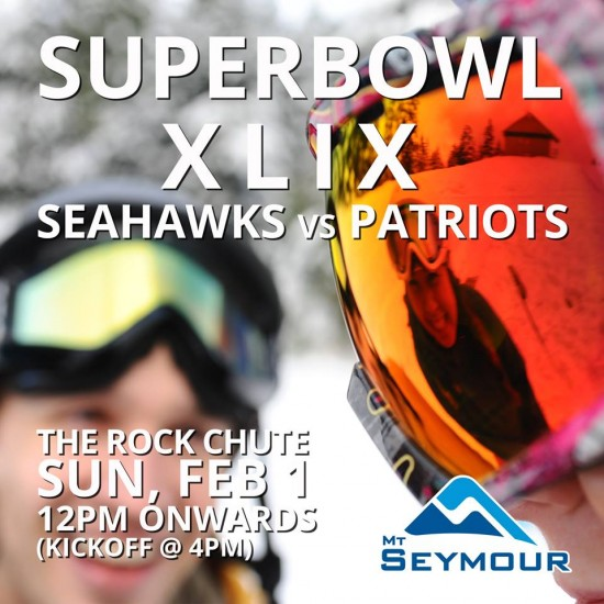 Mount Seymour - Superbowl Sunday Party | Things To Do In Vancouver This Weekend