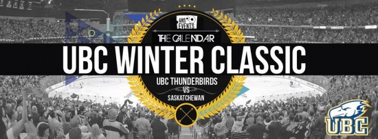 UBC Winter Classic Hockey Game | Things To Do In Vancouver This Weekend