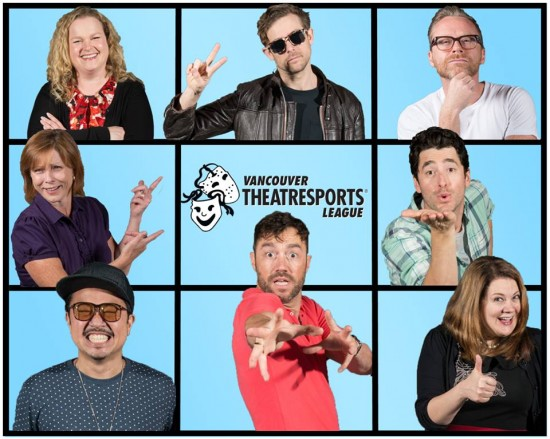 Vancouver TheatreSports League | Things To Do In Vancouver This Weekend