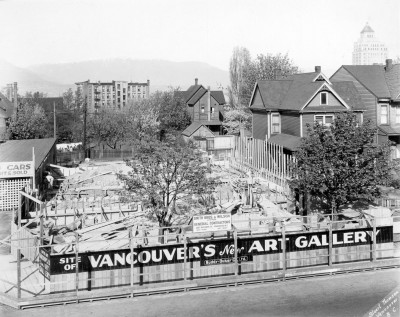 Vancouver History