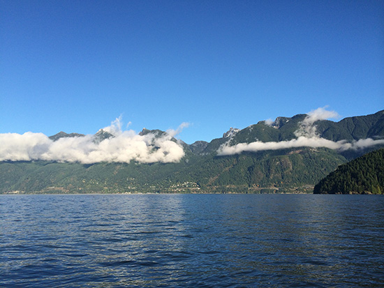 Near Horseshoe Bay. Photo: Stephen Pearce
