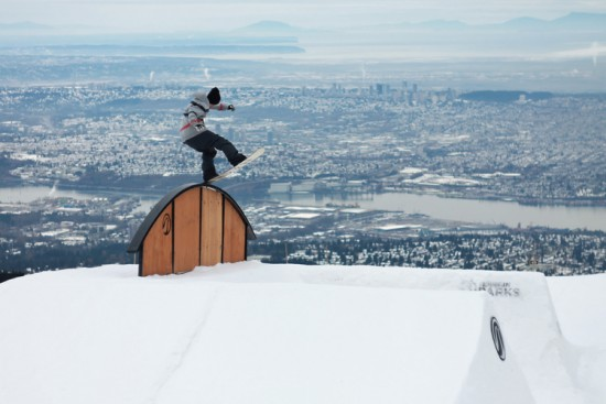 Grouse parks vancouver jam