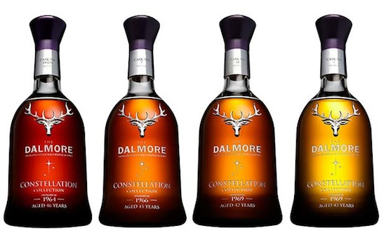 THE DALMORE CONSTELLATION COLLECTION - The Dalmore Constellation
