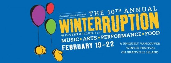 10th Annual Winterruption | Things To Do In Vancouver This Weekend