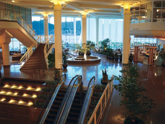 the Pan Pacific Vancouver