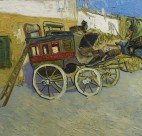 Vincent van Gogh Tarascon Stagecoach, 1888 (La diligence de Tarascon) oil on canvas The Henry and Rose Pearlman Foundation, on long-term loan to the Princeton University Art Museum