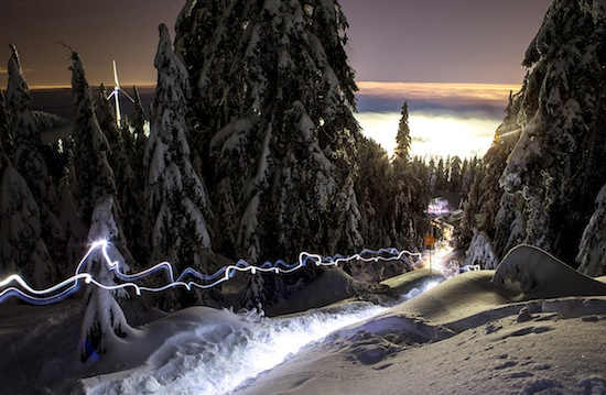 Photo courtesy of Grouse Mountain