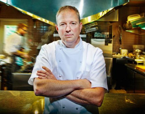 Chef Scott Jaeger