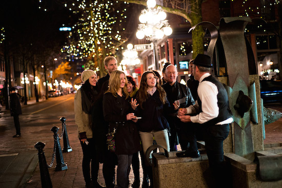 Prohibition City walking tour