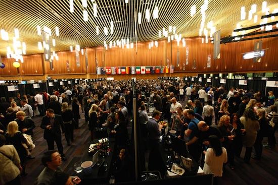 Photo courtesy of Vancouver International Wine Festival
