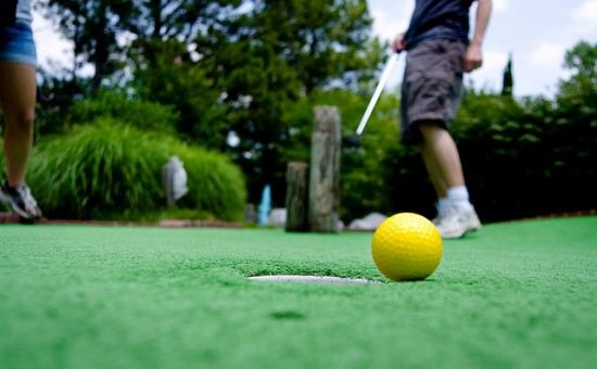 Vancouver pitch and putt golf