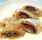 Best Five-Spice Beef Wrapped in a Chinese Pancake, Shanghai Morning Restaurant