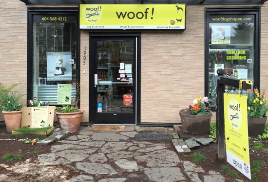 WOOF! Dog Shoppe