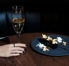Mosquito Dessert + Champagne Lounge