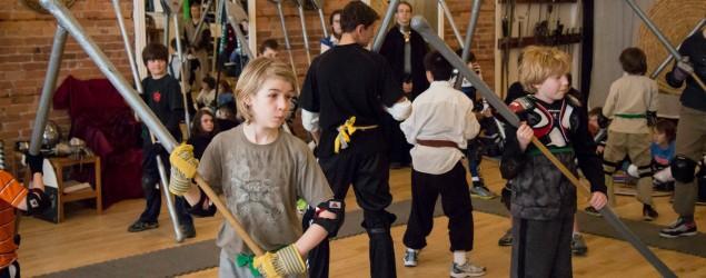 Academie Duello Centre for Swordplay [360° Video] - YouTube